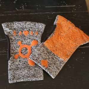 Orange Theory Fitness Workout Gloves